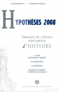hypotheses2008